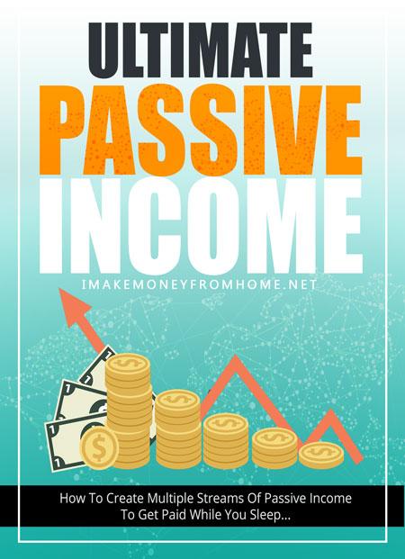 make passive income online pdf